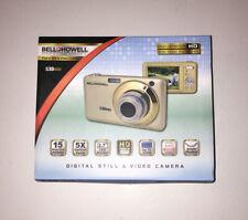 Bell+Howell Digital Camera S30-HDZ Digital Still And Video Camera IOB