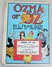 Ozma of Oz Reilly & Lee Co Hardcover L. Frank Baum Vintage 1907 - Fair Shape