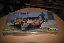 Heller Model Kit 81106 VW 82 Kubelwagen 1/35 NEW SEALED