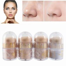 Women Makeup Finish Powder Face Loose Powder Translucent Smooth Setting~