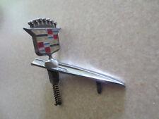 Original 1980 - 1984 Cadillac Deville hood ornament - part no. 1623997
