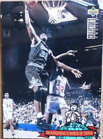 Shaquille O Neal Orlando Magic NBA Trading Card Dr Basketballs World of Trivia