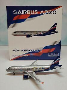 Phoenix 1:400 Aeroflot A320 VP-BZP Sochi 2014 Olympics Airbus sochi.ru