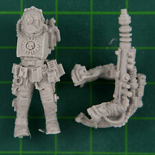 Horus Heresy Legion Mechanicum Tech Thralls Las-Locks a Forge World 30K 1069