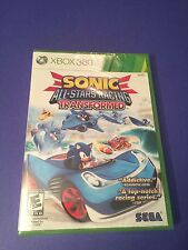 Sonic & All-Stars Racing Transformed (XBOX 360 + XBOX ONE)  NEW