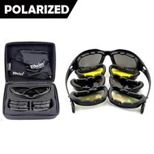 Daisy C5 Military Tactical Goggles Sun Glasses Hunting Survival Motorcycle Drive