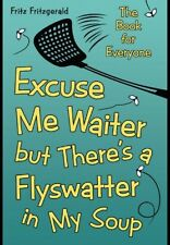 Funny Poem EBook-like Shel Silverstein-Excuse Me Waiter But There's A Flyswatter