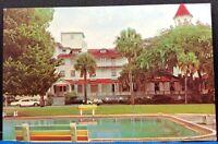 Jekyll Island House Hotel Georgia Vintage Postcard