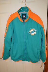 G-lll Miami Dolphins Super Bowl Champions Coat XXL
