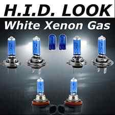 H7 H7 H11 501 100w Blanco Xenon Hid Mira Alta Baja Niebla Beam Faro Bombilla Pack