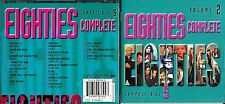 Eighties Complete series 2,Vol 5. cd (17 songs)-Europe,Diesel,James Reyne,Poison