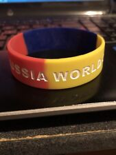 Colombia Soccer Futbol Silicone Wristband Bracelet World Cup 2018 New
