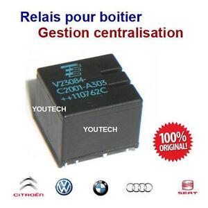 Relai réparation boitier ZKE GM5 BMW E46 E83 X3 Z8 E52 E85 Z4 X5 E53 E39 E38