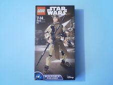 "Lego Star Wars 75113 "" Rey "" Buildable Figure. Unopened/Unused"