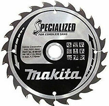 Makita TTL09167F2 Specialized Cordless Circular Saw Blade
