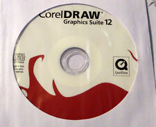 CorelDraw Graphics Suite 12 (Corel Draw X2) For Windows XP/Vista/ & 7