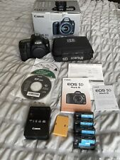 Canon EOS 5D Mark III w/ 4 Batts & Porta Case, SHUT COUNT ONLY 53k & FREE SHIP