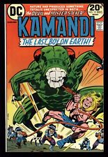 Kamandi (1972) #12 1st Print Giant Bug Jack Kirby Everything Mike Royer Vf/Nm