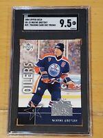 2004 Upper Deck UD-15 National Trading Promo Wayne Gretzky SGC 7 Newly Graded