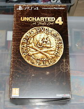 Uncharted 4 Edition Collector Libertalia - Playstation 4 Pal FR - Neuf / New