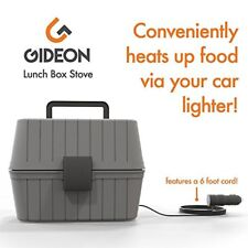 Microwave Oven Lunch Box For Pre-Cooked Meals 12V Car Truck Plug Camping Warmer