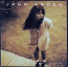 JANN ARDEN : LIVING UNDER JUNE / CD (11 TRACKS EDITION !) - TOP-ZUSTAND