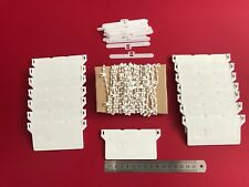 VERTICAL BLIND REPAIR KIT 40 WEIGHTS HANGERS & CHAINS BLINDS SPARES PARTS