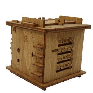 Cluebox - Escape Room in a Box. Schrödinger's Cat.