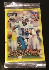 1998 Playoff Momentum NFL Football Pack ,(1) Pack, Clean!!