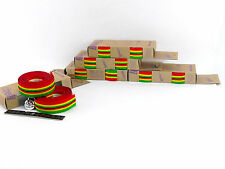Cinelli handlebar tape RASTA vintage cork Jamaican bar Vintage Bike NOS 5 packs