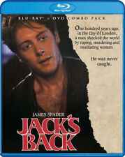 Jack's Back [New Blu-ray] With DVD, Widescreen, 2 Pack