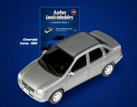 Chevrolet Corsa Classic 1997 Argentina Rare Diecast Scale 1:43 New + Magazine