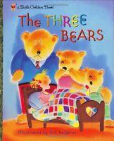 The Three Bears (Little Golden Book) by Golden Books