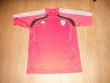 Vintage Rive Plate Training ADIDAS Football Soccer Jersey Adults XLARGE !!