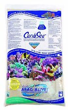 CaribSea Arag-Alive Special Grade Reef Sand Bimini Pink  20 lbs