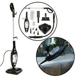 Ovation 13in1 1300W Steam Mop Hand Held Cleaner Steamer Floor Carpet Wash Window