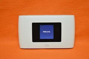 Sprint ZTE MF920vs Warp Connect HotSpot 4G LTE White Modem