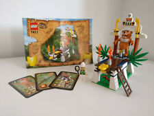 LEGO 7411 ORIENT EXPEDITION - Tygurah's Roar COMPLETE