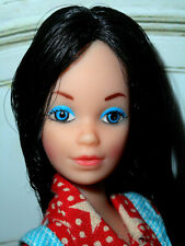 Vintage Barbie Vhtf Clone Busy Steffie Face Doll Baggie Babs In Sports Star Set