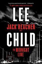 The Midnight Line: A Jack Reacher Novel-Lee Child New York Ti .9780525482895.
