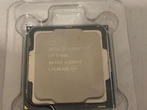 Intel Core i7-7700K LGA 1151 Desktop Processor