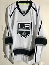 Reebok Authentic NHL Jersey Los Angeles Kings Team White sz 50