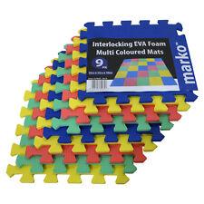 EVA Interlocking Children Kids Baby Floor Mat Soft Foam Play Puzzle Mat Set
