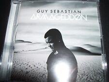 Guy Sebastian – Armageddon (australia) CD – New (Not Sealed)