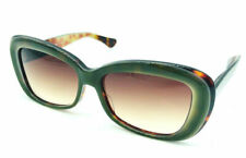 "Paul Smith ""PS-385"" HNTTBL Olive on Brown Tortoise / Brown Gradient Sunglasses"