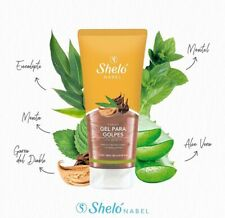 SHELO NABEL GEL PARA GOLPES /  TOPICAL ANALGESIC GEL FOR BLOWS AND BRUISES NEW