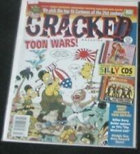 Cracked Magazine #357 Globe Comm. (2002) Comic Magazine VF-/VF