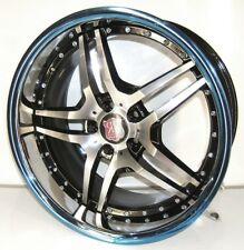 NEW Roderick 10 Spoke Aluminum Rim Wheel 20x10