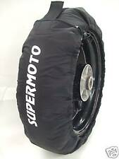 Supermoto Tyre Warmers  - British manufacturer