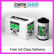 Ilford HP5 400 PLUS 35mm 36exp B+W (confezione da 3) ** GRATIS UK 1st P&P **